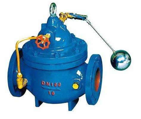 Level Control Modulating Float Valve Use For Closure When The Tank Is Full And Open